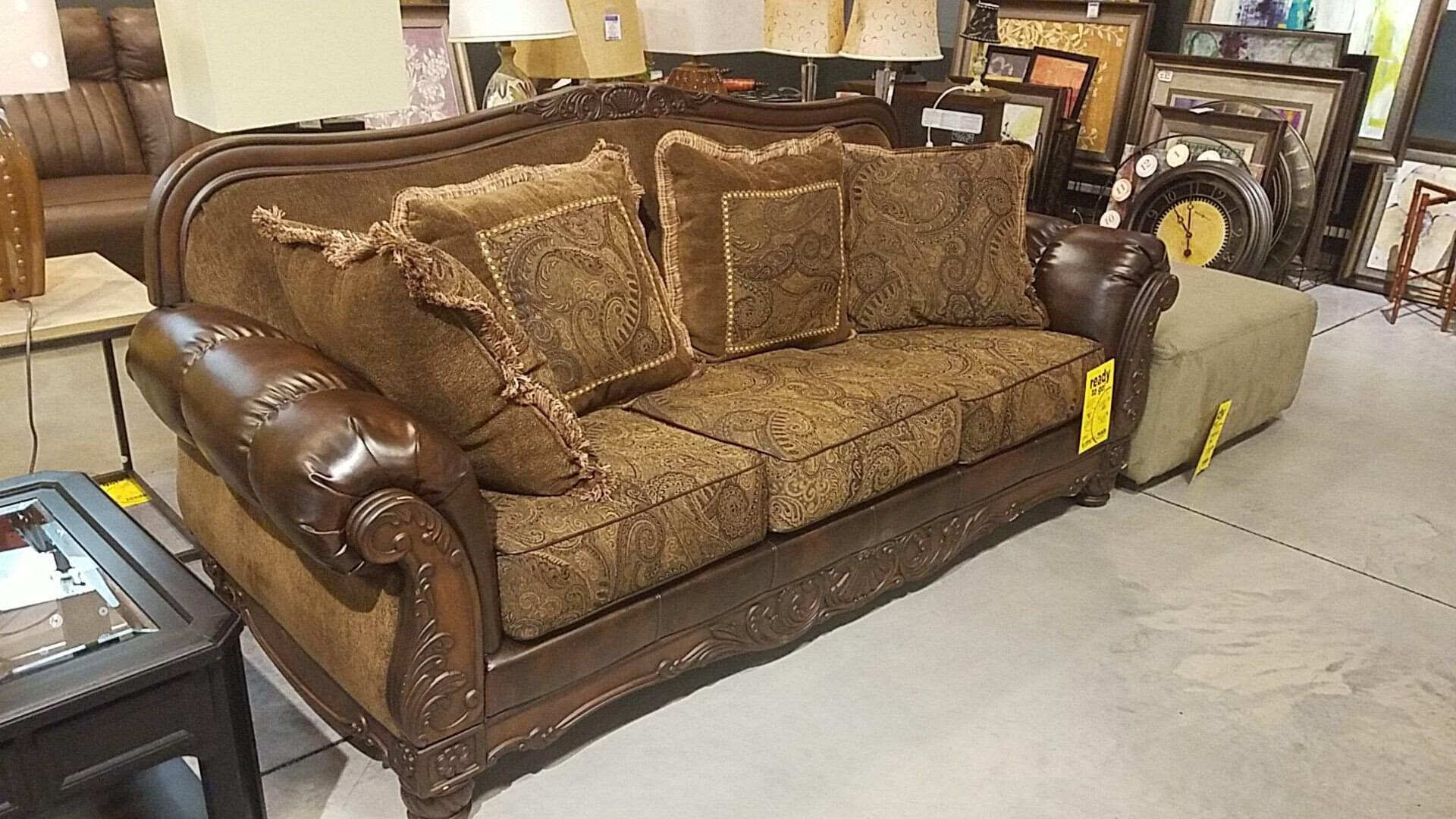 Oh couch of my heart…